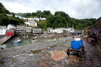 Clovelly Gig Rowing Regatta 2015 003