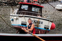 Clovelly Gig Rowing Regatta 2015 006