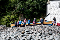 Clovelly Gig Rowing Regatta 2015 007