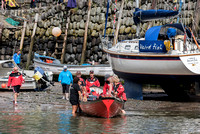 Clovelly Gig Rowing Regatta 2015 011