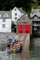 Clovelly Gig Rowing Regatta 2015 013