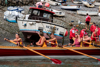 Clovelly Gig Rowing Regatta 2015 017