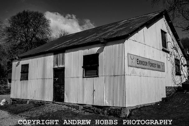 Simonsbath Exmoor Somerset