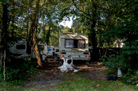 Travellers Camp Haldon Hill Exeter 2014 012