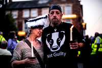Minehead Badger Cull Protest_8702