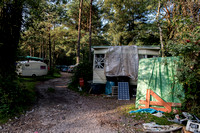 Travellers Camp Haldon Hill Exeter 2014 008