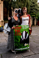 Minehead Badger Cull Protest_8662