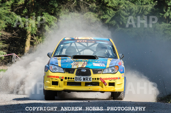 Somerset Stages Rally 2015 - Chargot 019