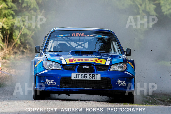 Somerset Stages Rally 2015 - Chargot 001
