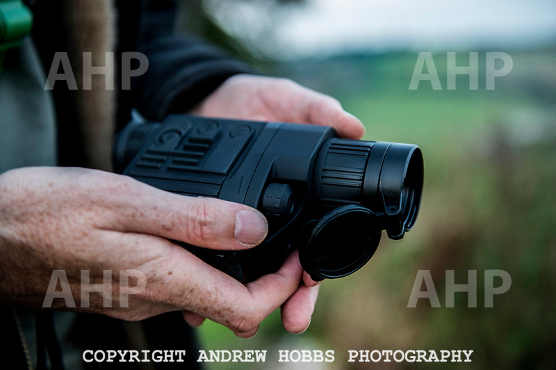 Thermal Imaging Badger Cull 2014