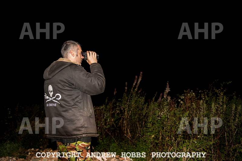Thermal Imaging Badger Cull 2014 006