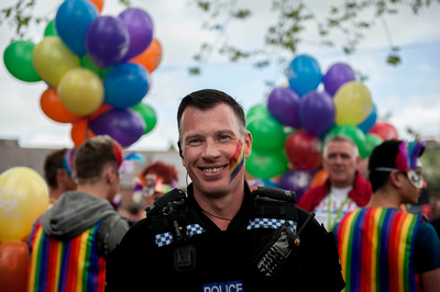 Exeter Gay Pride March 017