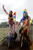 Exeter World Naked Bike Ride 007