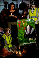 Minehead Badger Cull Protest_8921