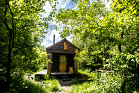 Bulworthy Project - Off-Grid Cabin