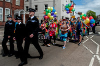 Exeter Gay Pride March 020