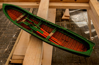 Currach boat in Minehead_1693