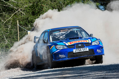 Somerset Stages Rally 2015 - Chargot 2-3 001