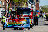 Exeter Gay Pride March